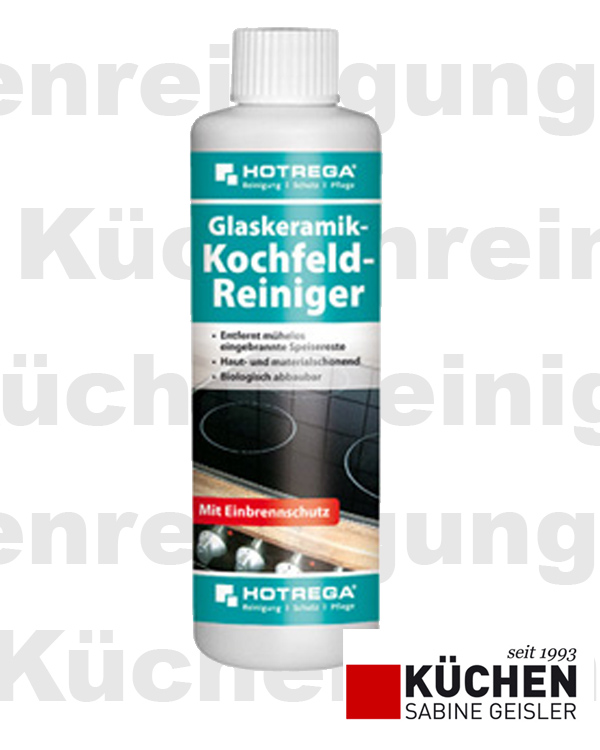 hotrega glaskeramik kochfeld reiniger 250 ml. Black Bedroom Furniture Sets. Home Design Ideas